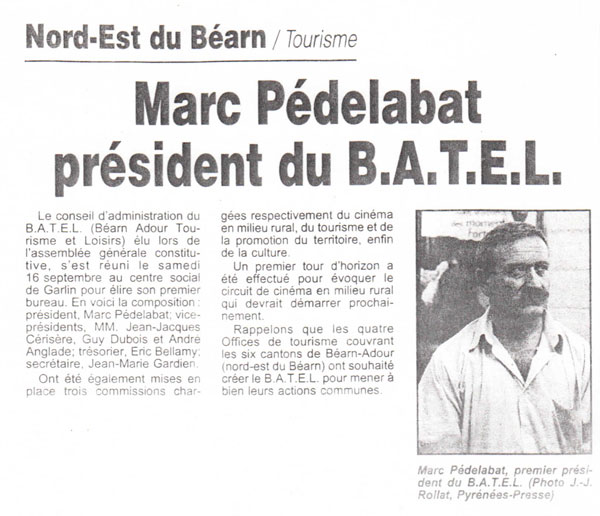 Batel Archive presse